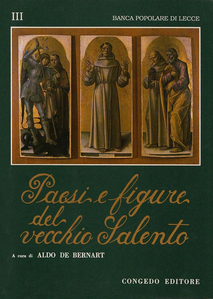 Paesi e figure del vecchio Salento (volume 3)