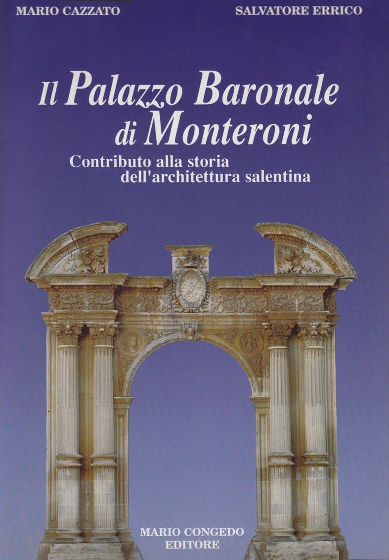 Il palazzo baronale di Monteroni