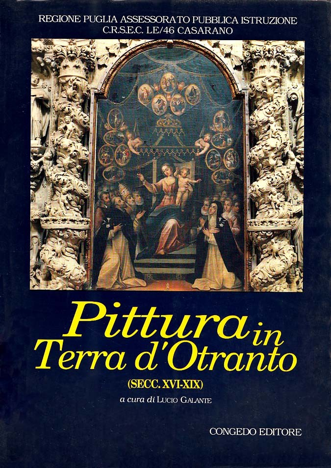Pittura in Terra d'Otranto (secc. XVI -XIX)