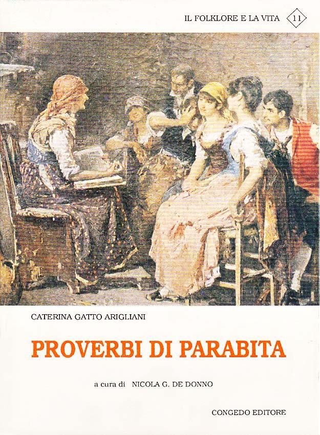 Proverbi di Parabita