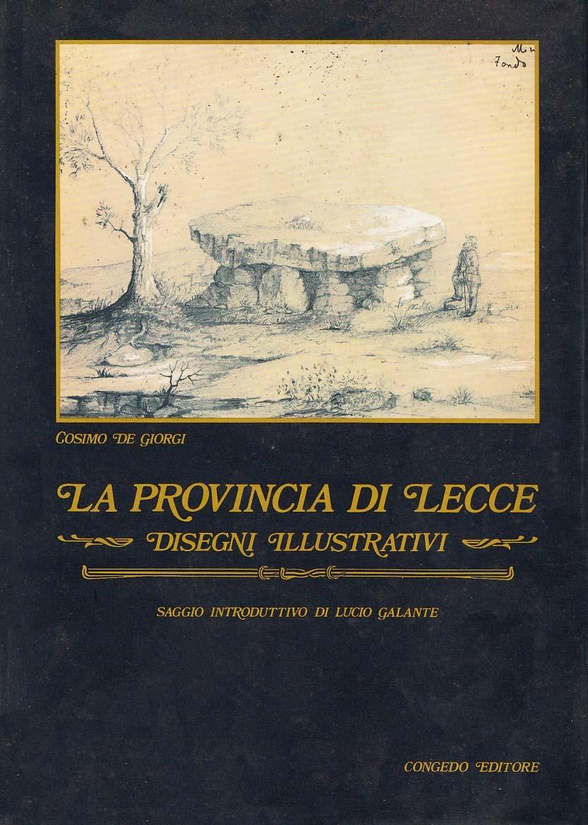 La provincia di Lecce (disegni illustrativi)