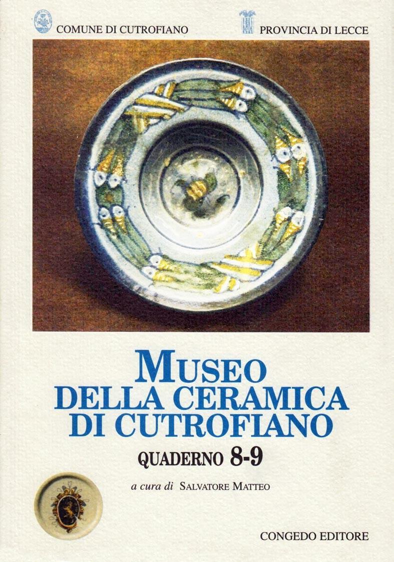 Museo della Ceramica di Cutrofiano -  8-9