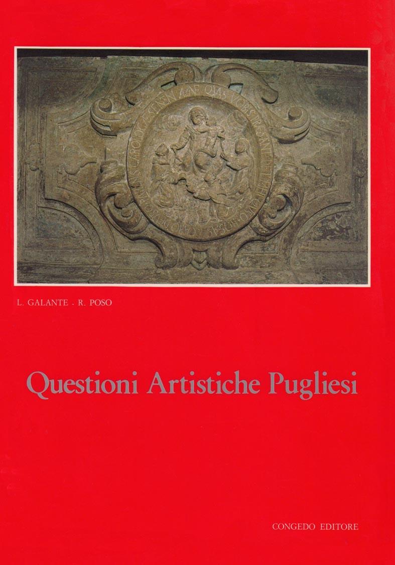 Questioni artistiche pugliesi