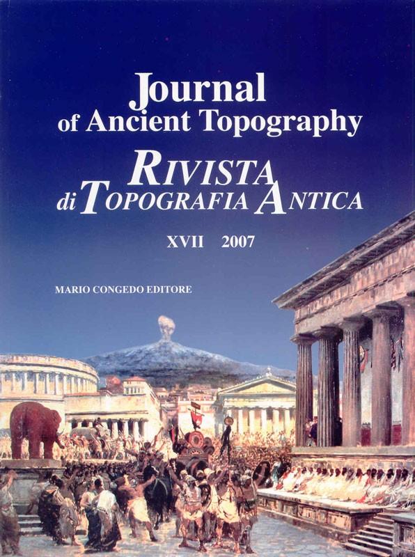 Rivista di Topografia Antica XVII - 2007