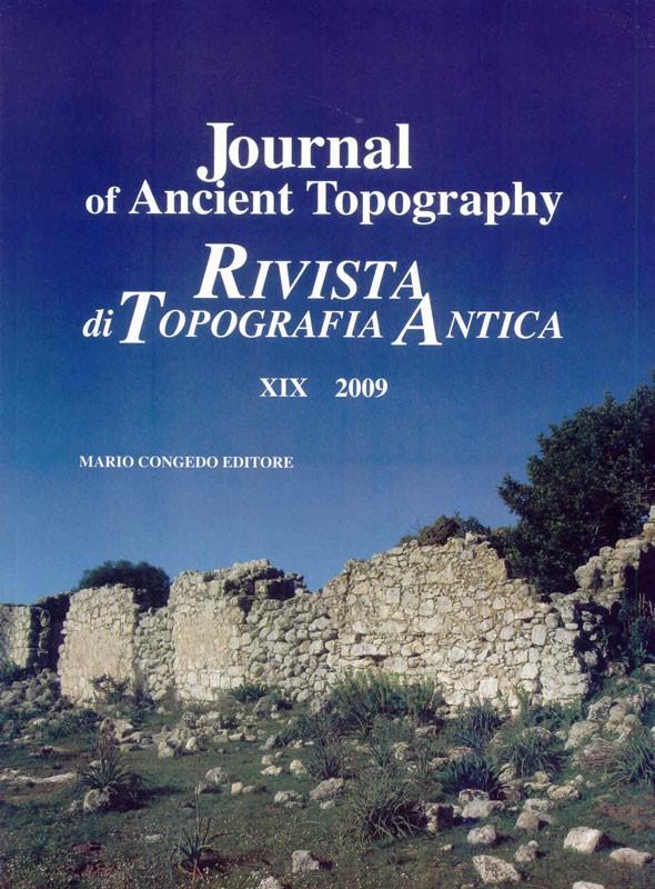 Rivista di Topografia Antica XIX - 2009