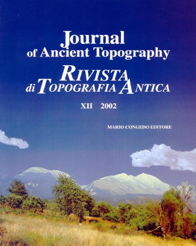 Rivista di Topografia Antica XII - 2002