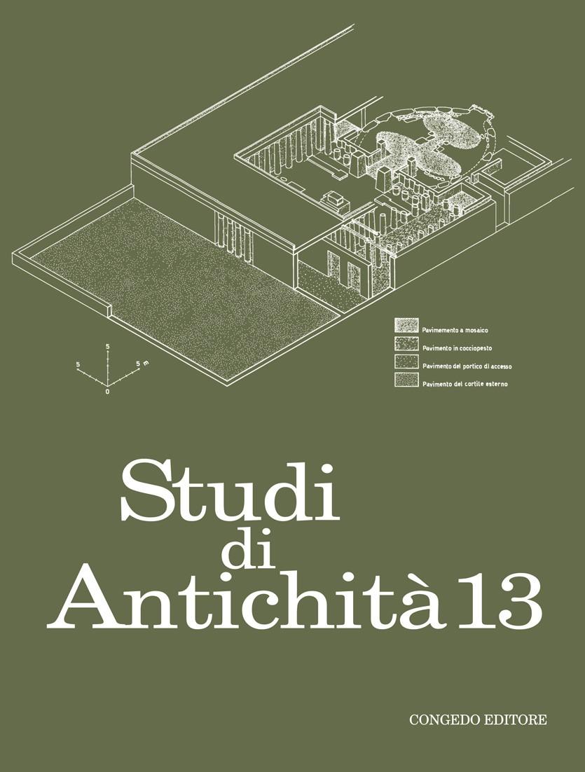 Studi di Antichità 13