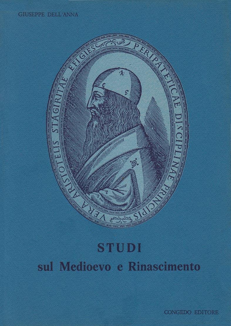 Studi sul Medioevo e Rinascimento