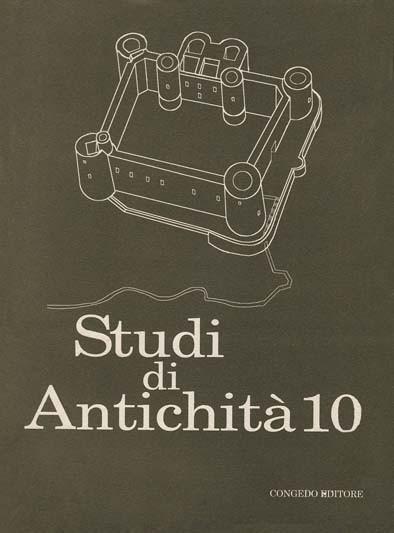 Studi di Antichità 10