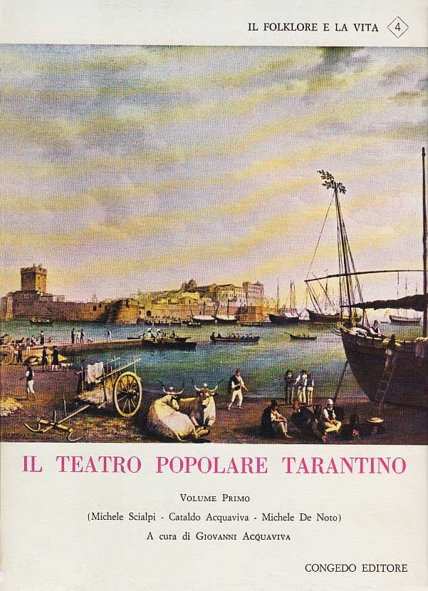 Il teatro popolare tarantino (2 volumi)