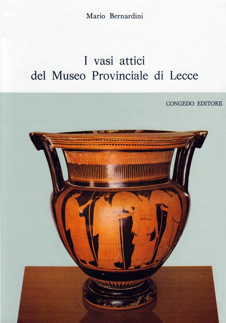 I vasi attici del Museo Provinciale di Lecce