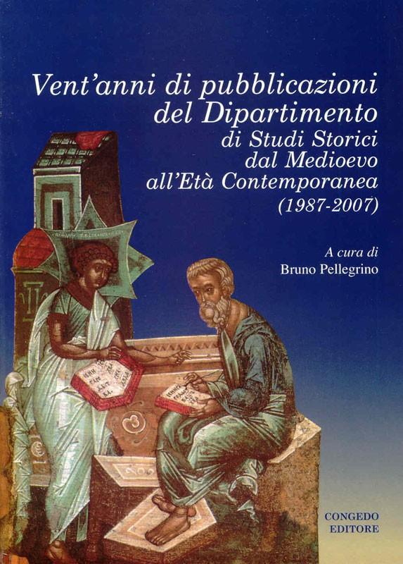 Vent'anni di pubblicazioni del Dipartimento di Studi Storici